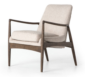 Ashton Chair in Natural Linen