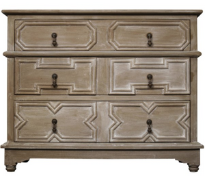 Cameron Dresser in Weathered Grey