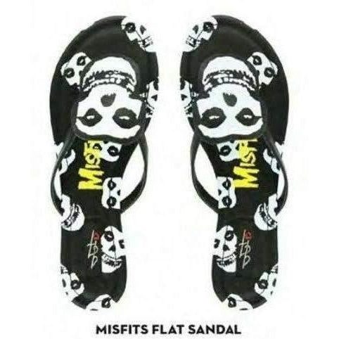 Iron Fist Misfits Flat Sandal - Salemonster