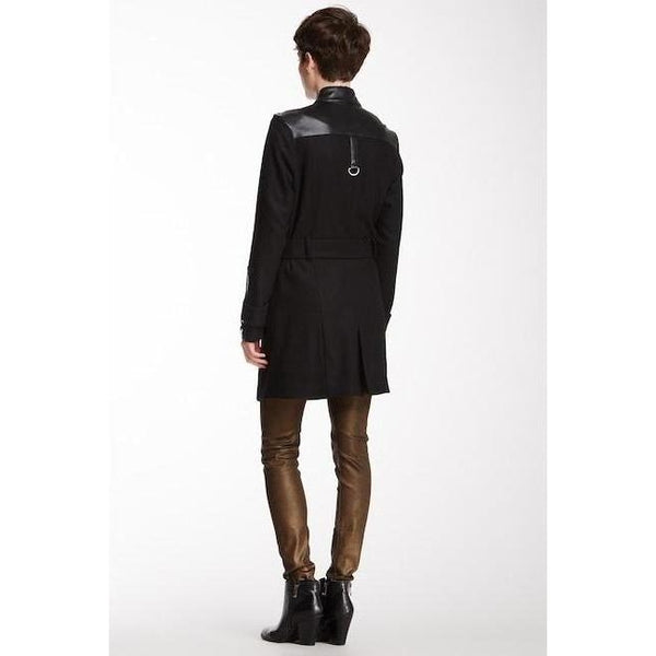 Kill City Berlin Modern Military Style Peacoat