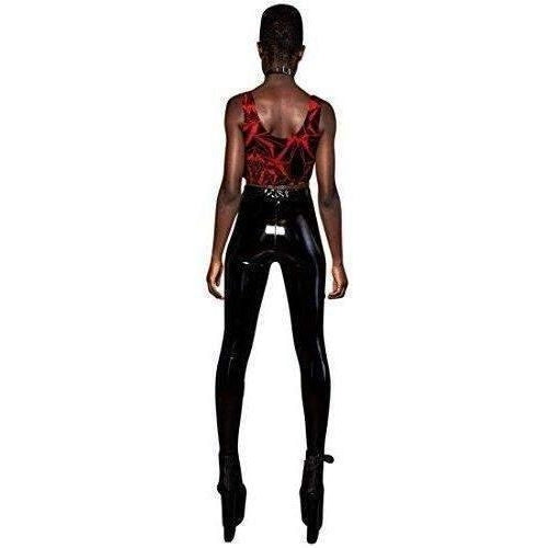 LIP SERVICE TURBO LOVER HIGH WAIST VINYL LEGGINGS - Salemonster