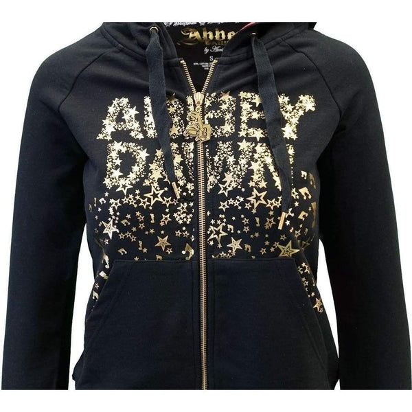 Abbey Dawn Ladies Stargazer Zip Hoodie - Salemonster