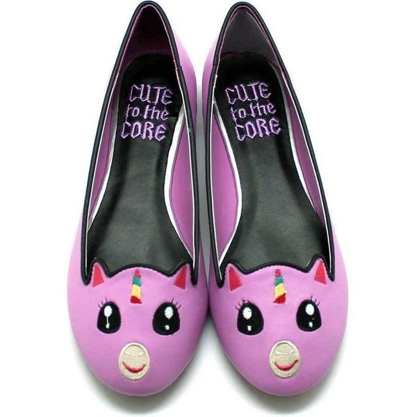 CUTE TO THE CORE UNIPONI FLAT