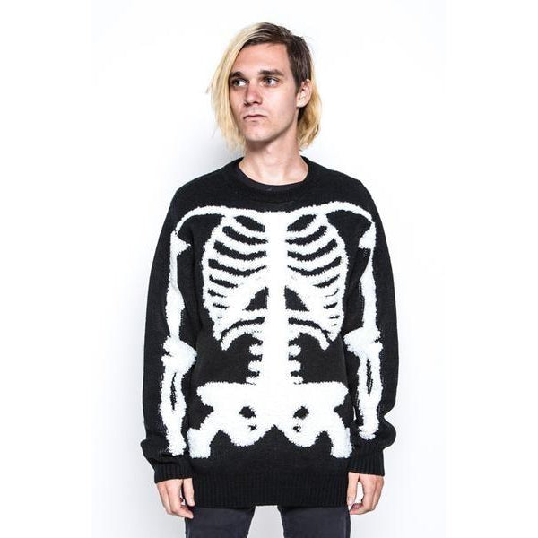 Iron Fist Wishbone Sweater