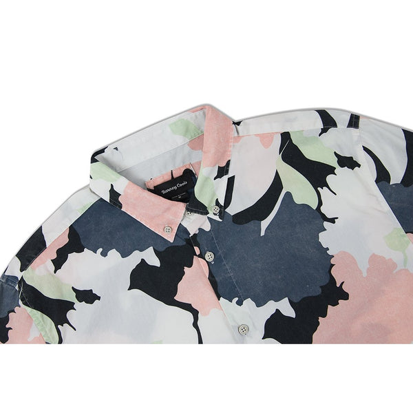 Barney Cools Tourist SS Spring Floral Shirt