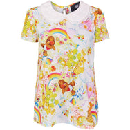Iron Fist Spring Fling Care Bears Blouse