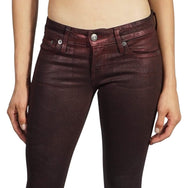 KILL CITY DISCO DUST STRETCH TWILL JUNKIE FIT - GLITTER COATING - Salemonster