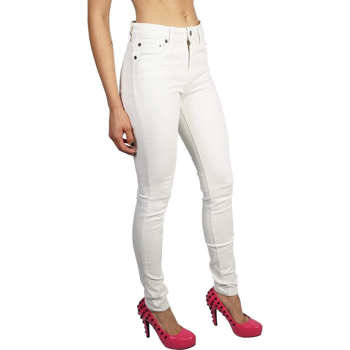 KILL CITY LADIES JUNKIE FIT DYED STRETCH TWILL SKINNY JEANS - Salemonster