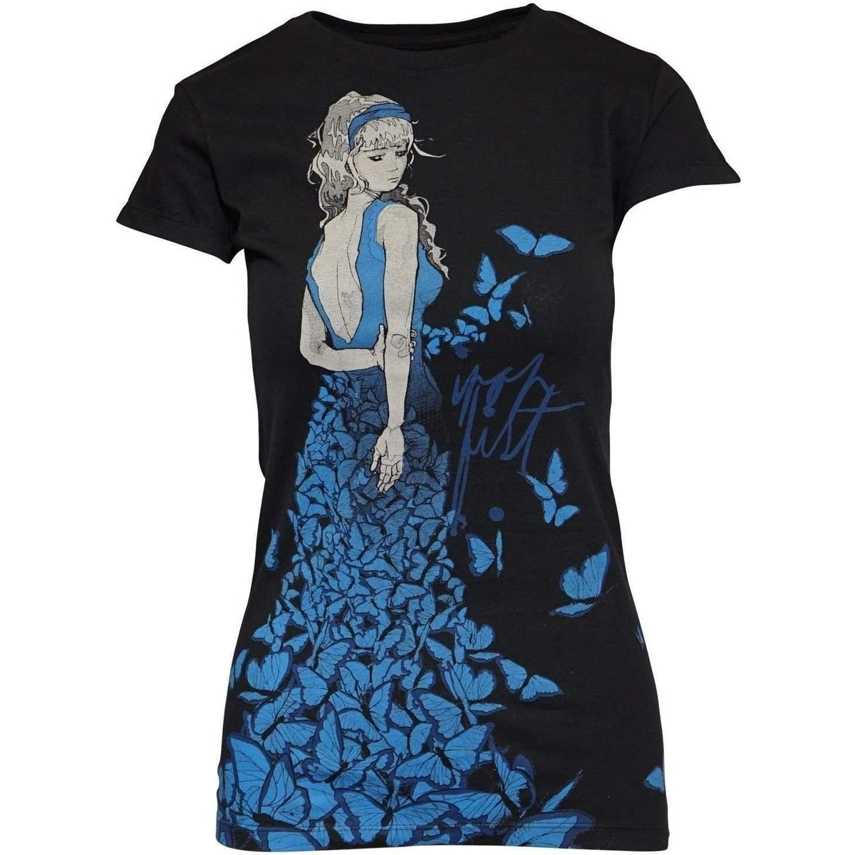 IRON FIST MADAM BUTTERFLY T SHIRT