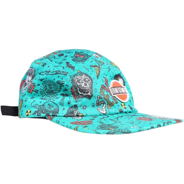 Iron Fist Guts & Glory 5 Panel Hat-Salemonster