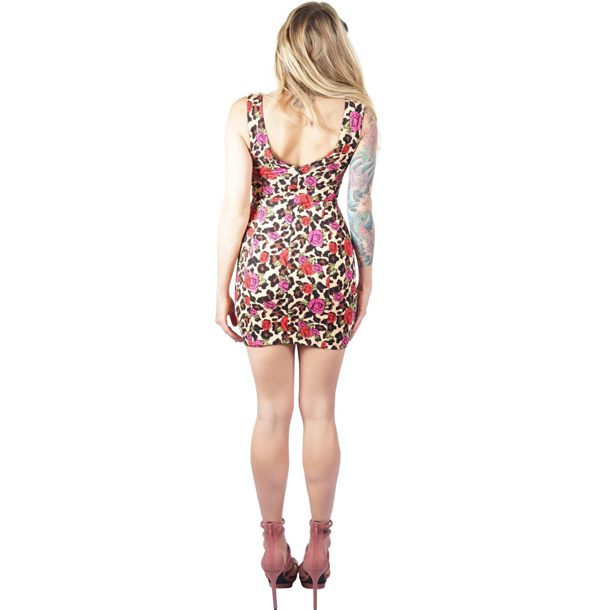 Iron Fist Dying Roses Dress