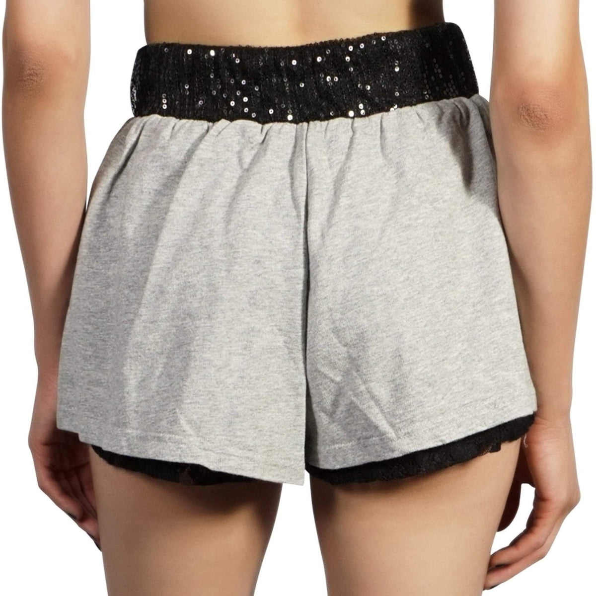 Iron Fist Dying To Dance Shorts-Salemonster