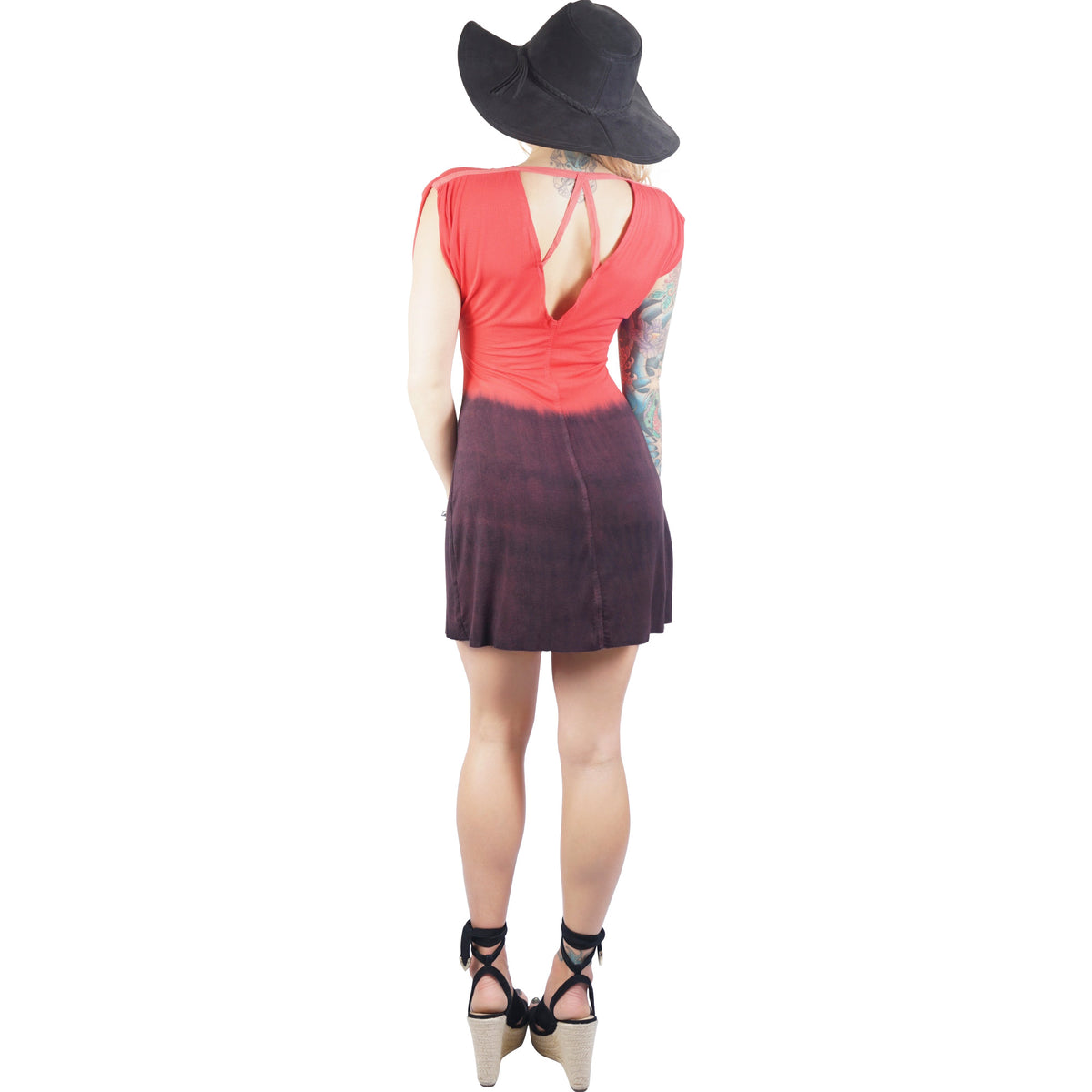 Kill City Lava Flow Dress