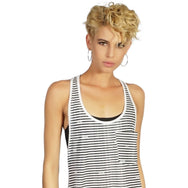 KILL CITY LADIES DEAD SARA TANK TOP VINTAGE WASH AND DISTRESSING - Salemonster