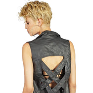 KILL CITY IN PUNK WE TRUST LADIES VEST - Salemonster