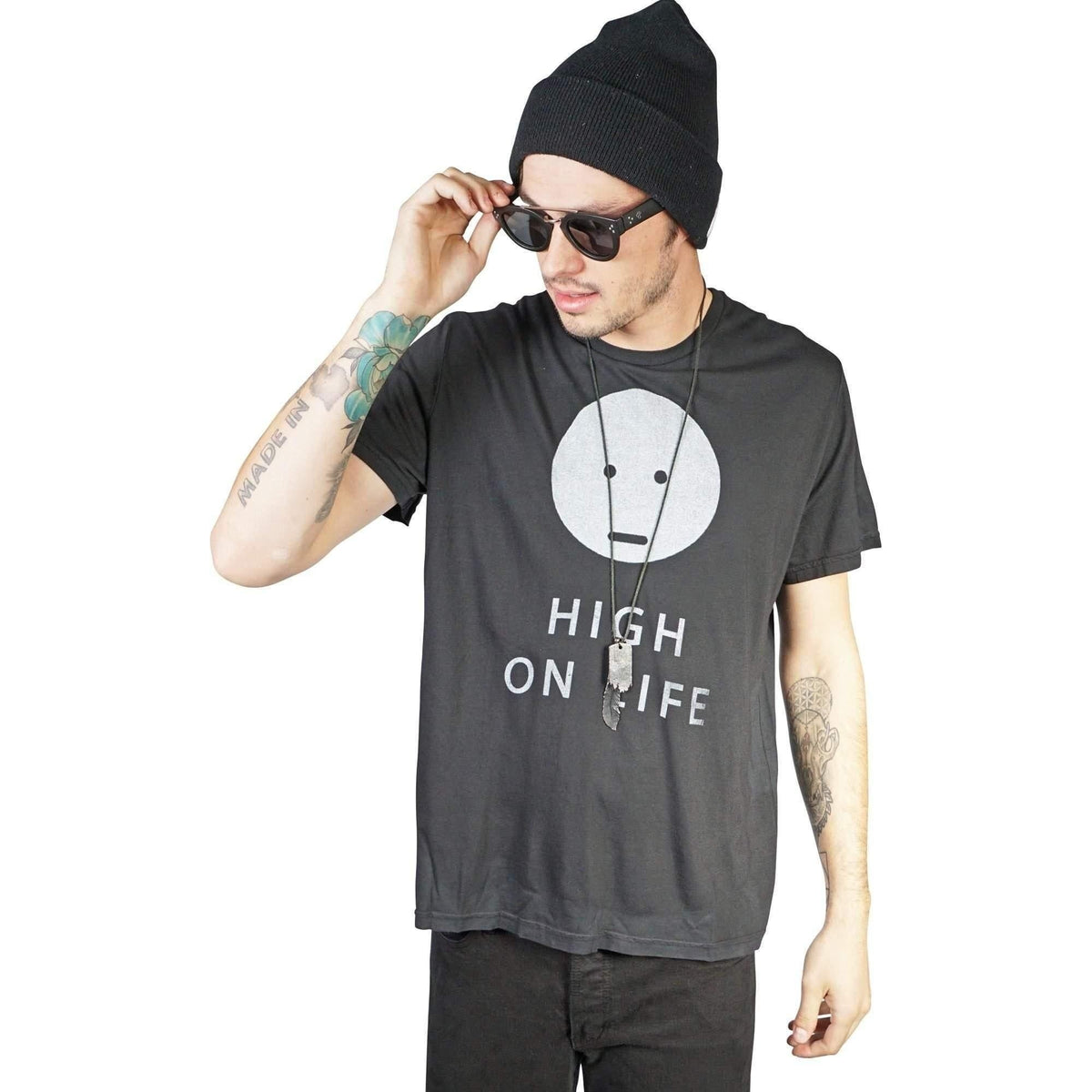Kill City T-Shirt High On Life-Salemonster