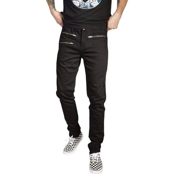 Kill City Mens Junkie Fit Rocker Denim-Salemonster