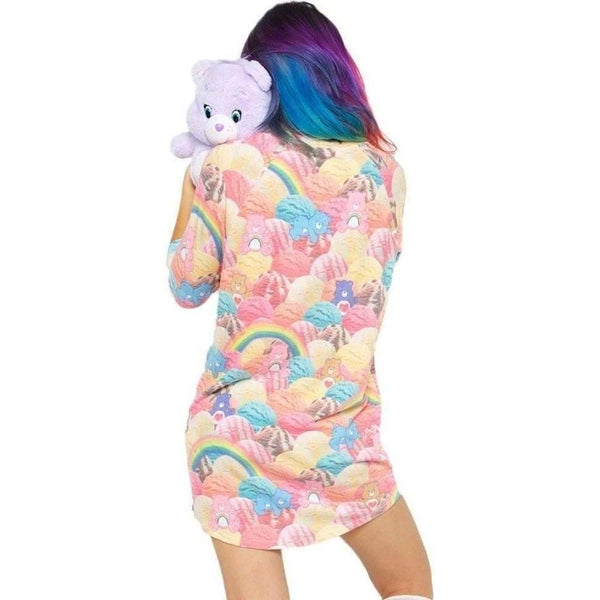 IRON FIST CARE BEARS DRESS