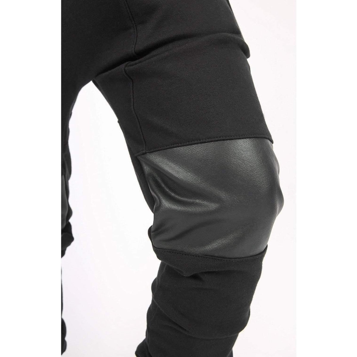 WIDOW RESURRECTION DROP CROTCH UNISEX PANTS - Salemonster