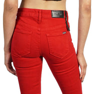 Ladies Kill City Denim, Made in America, Red