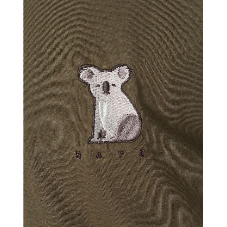 Barney Cools Koala Shirt-Army