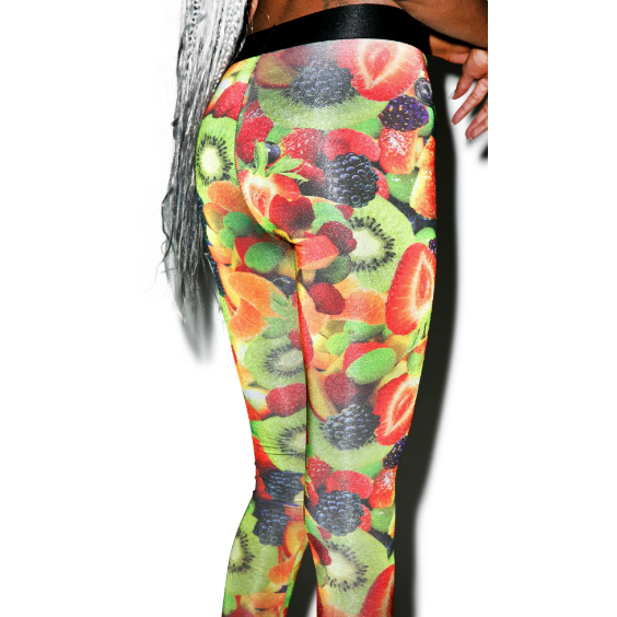 24HRs 5 Day Fruit Leggings