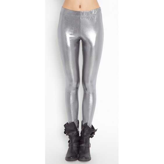 Nasty Gal Metal Head Leggings