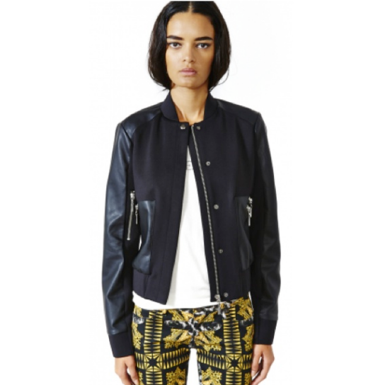 Kill City Blitzkrieg Bomber Jacket