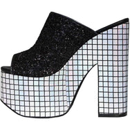 Yru Women'S Dream Disco Platform-Salemonster