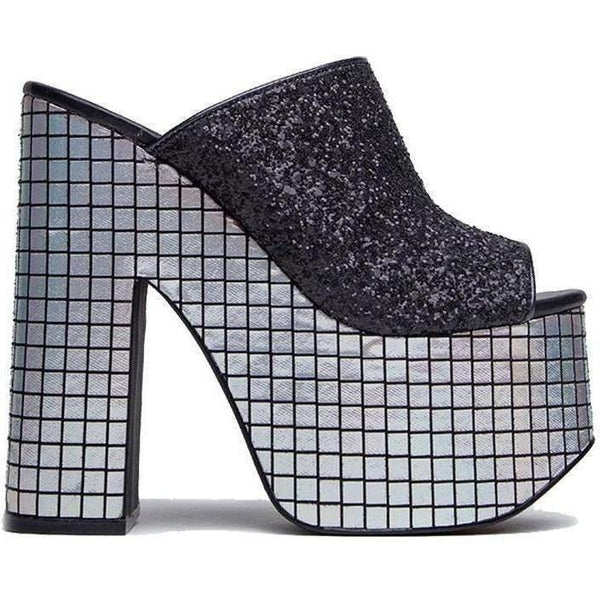 Yru Women'S Dream Disco Platform - Salemonster