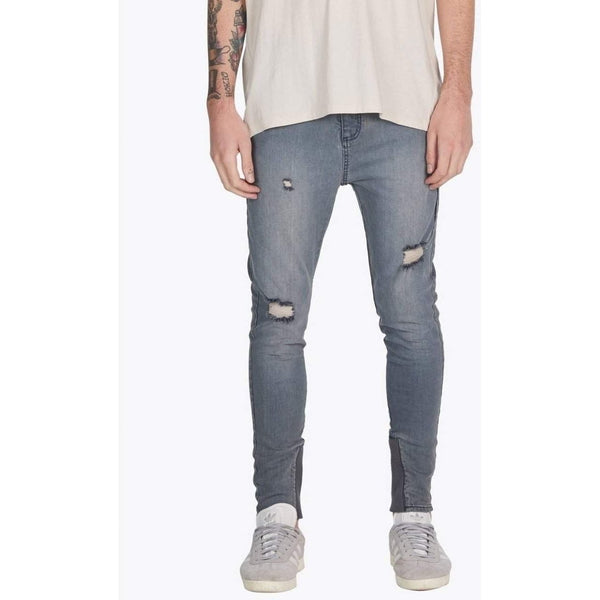 Zanerobe Sharpshot Denim-Blue Grey-Salemonster