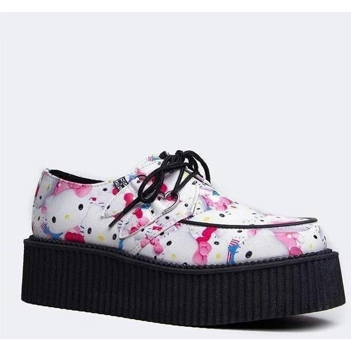 TUK Hello Kitty Pretty Kitties Creepers Limited Edition-Salemonster