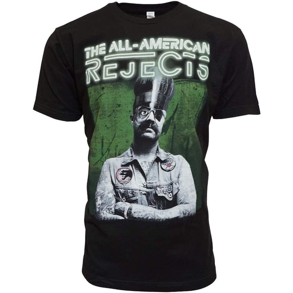 ALL AMERICAN REJECTS T SHIRT