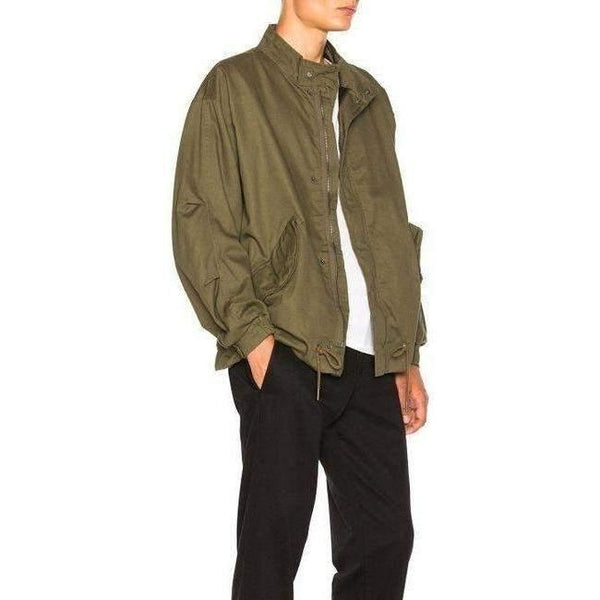 Barney Cools Enlisted Jacket-Khaki-Salemonster