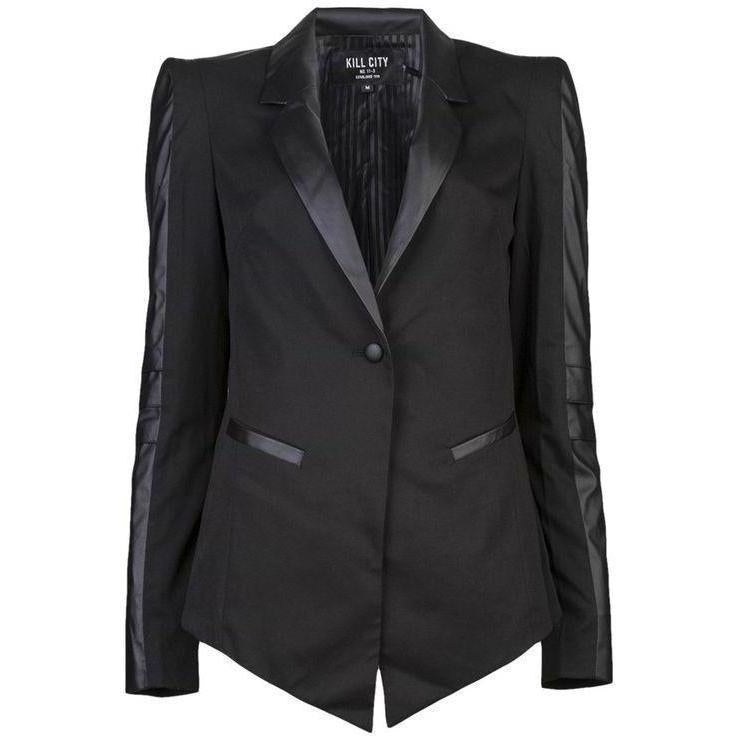Kill City Ladies Blazer Jacket-Salemonster