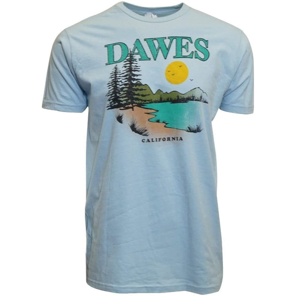 DAWES ROCK BAND T SHIRT