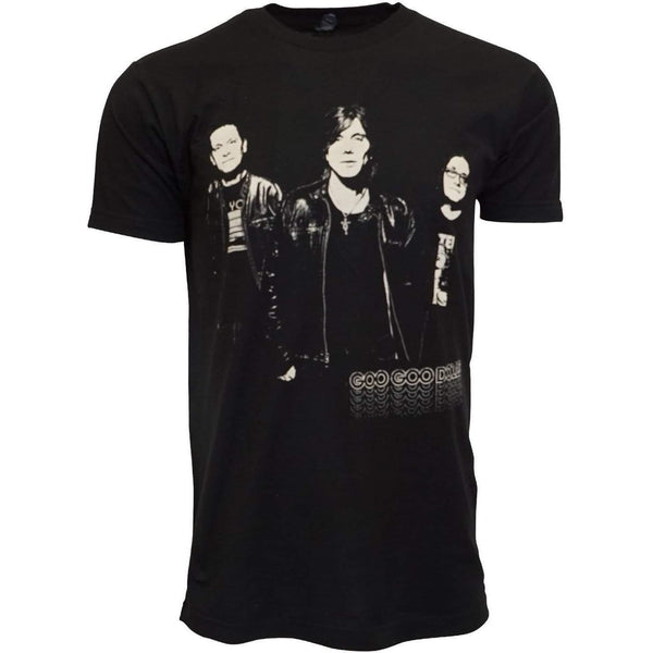 GOO GOO DOLLS SHADOWS PHOTO T-SHIRT