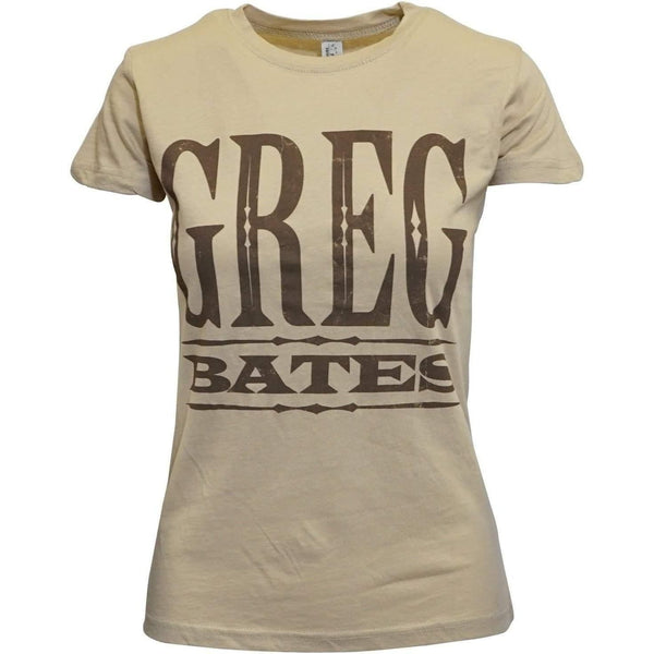 GREG BATES T SHIRT