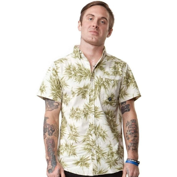 Iron Fist Mens Best Buds Button Up-Salemonster