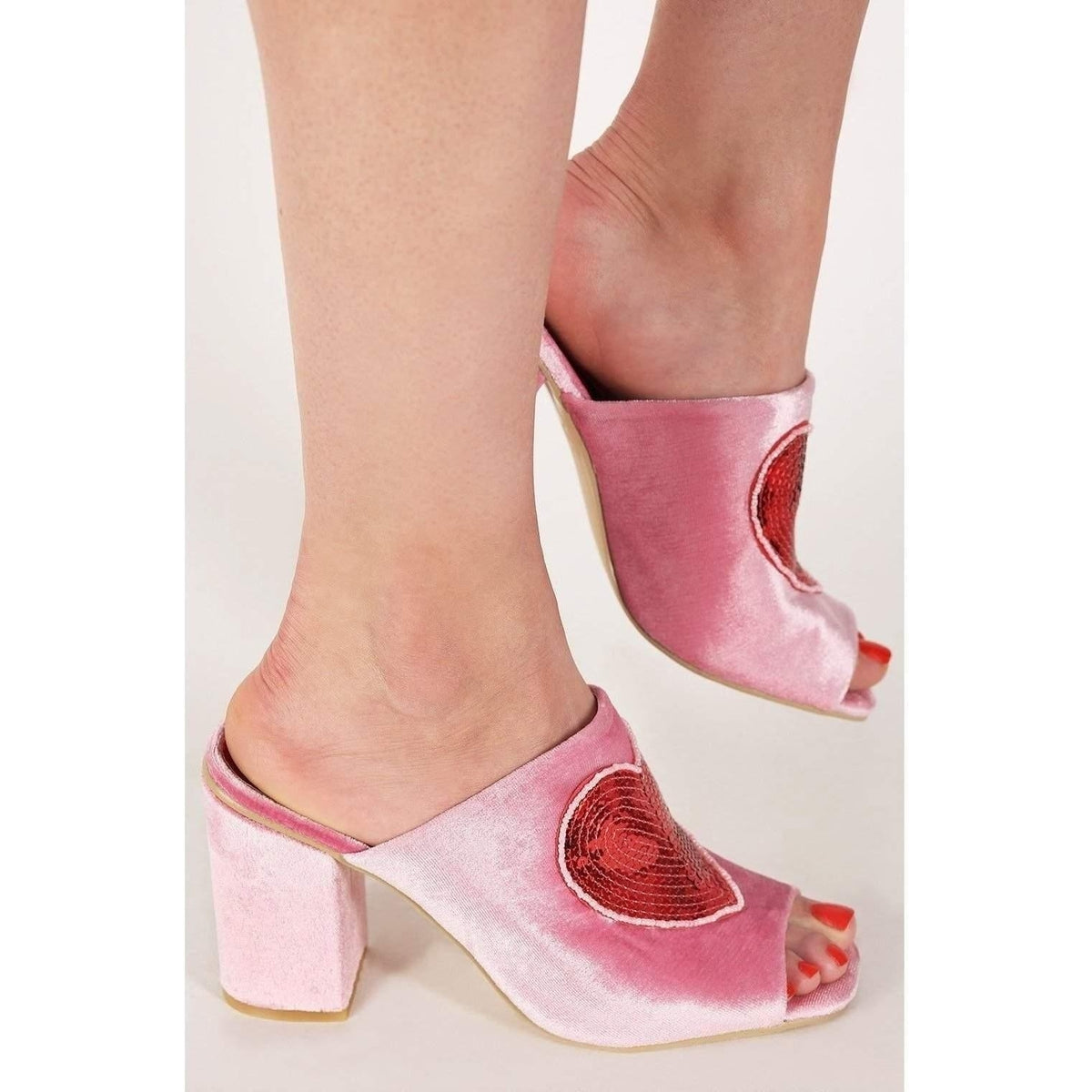 IRON FIST TURKISH DELIGHT SLIDE HEEL
