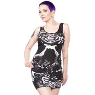 IRON FIST GARDEN SECRETS BODYCON DRESS
