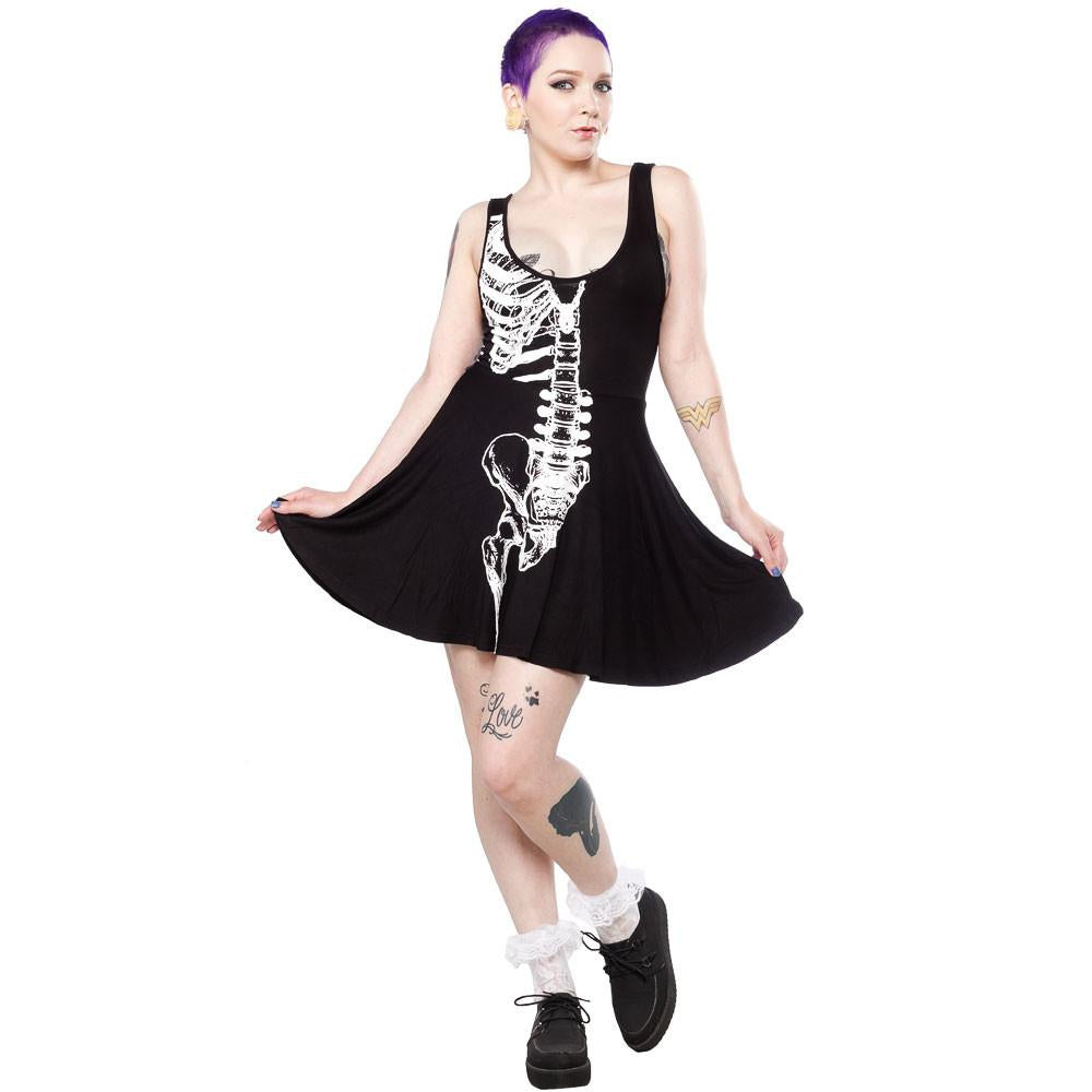 Iron Fist Wishbone  Dress