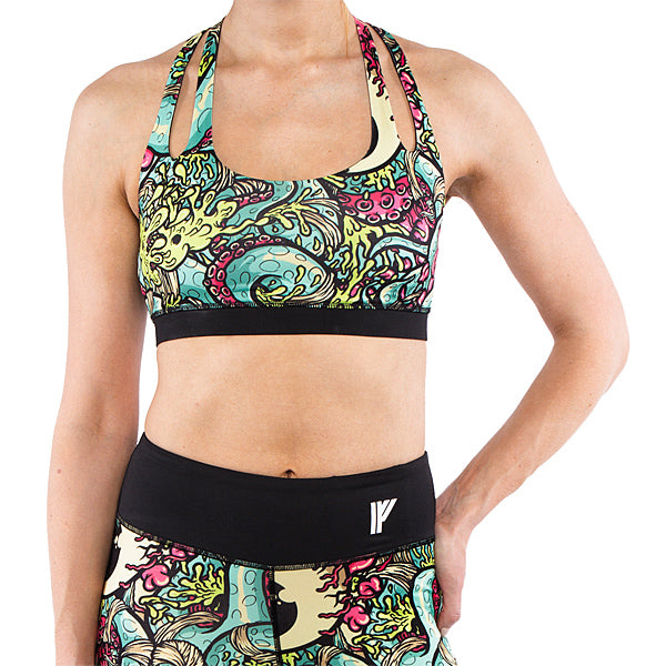 Iron Fist Athletic OH NO Sports Bra