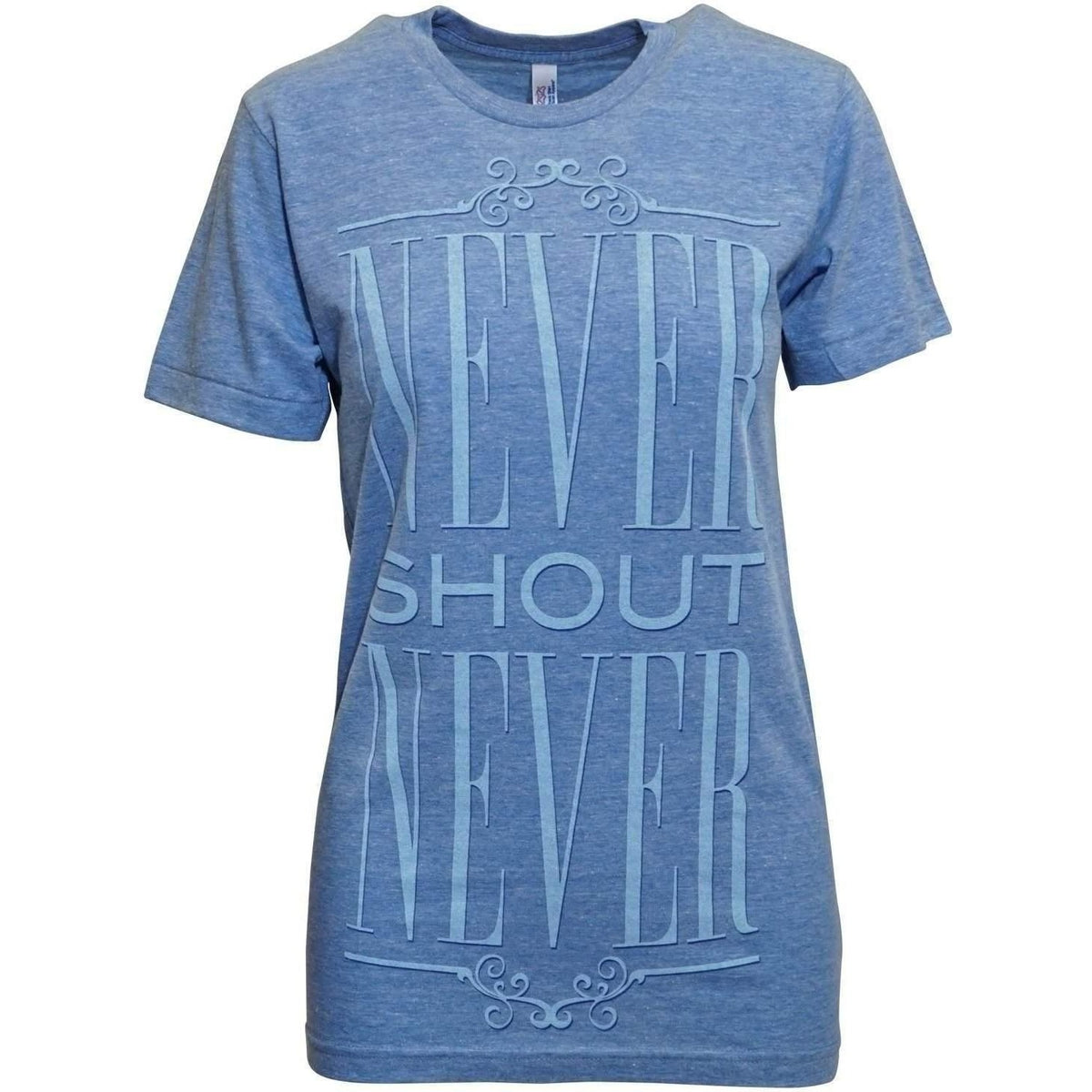 NEVER SHOUT NEVER T SHIRT