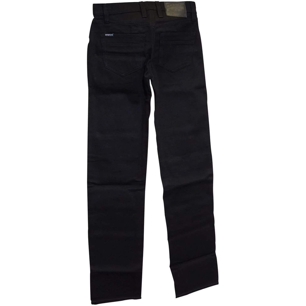 LIP SERVICE MENS GREASER FIT RIGID BULL DENIM JEANS
