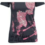 IRON FIST LADIES BLACKHEART T SHIRT