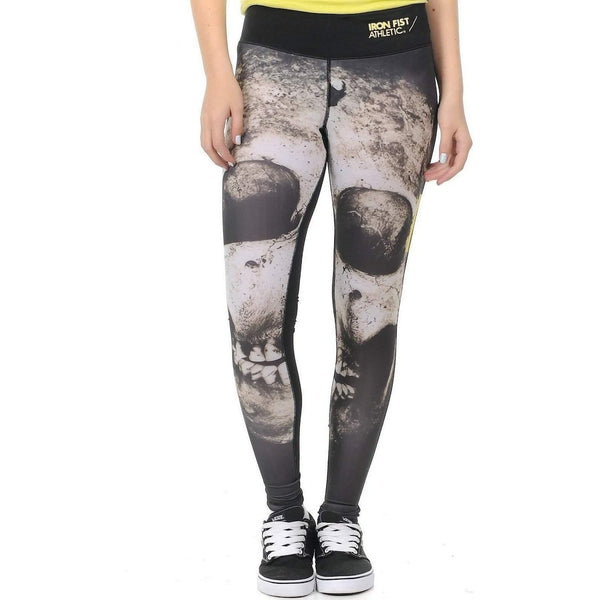 IRON FIST ATHLETIC LOOSE TOOOTH LADIES LEGGINGS