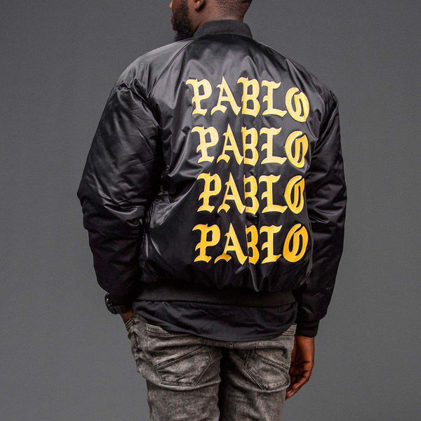 KANYE WEST I FEEL LIKE PABLO UNISEX BOMBER JACKET