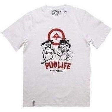 LRG LIFTED RESEARCH GROUP PUG LIFE MEN T SHIRT