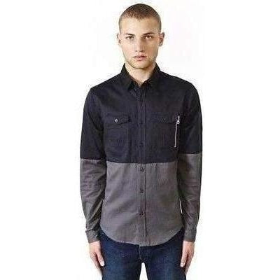 KILL CITY Escape Dual Colored Zip Pocket Shirt